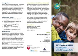 thumbnail of Flyer Paten-Initiative